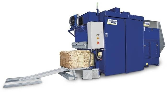 LOGO_BaleTainer® - Full automatic baler for cardboard, film and PET