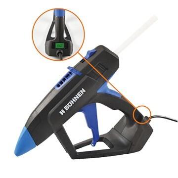 LOGO_Mechanical Glue Gun HB 250