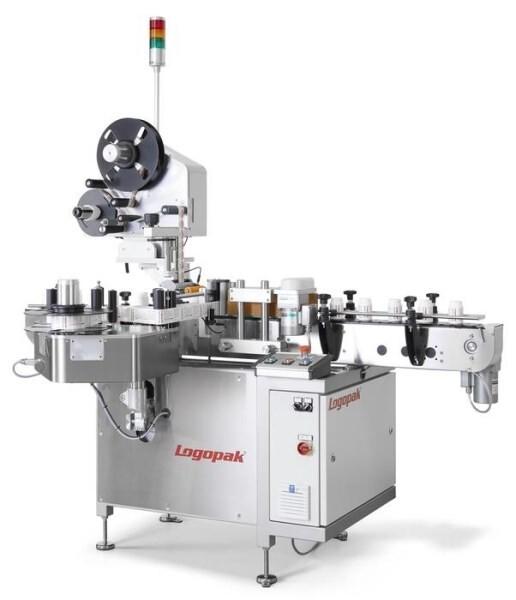 LOGO_Serie LSC 100 - Etikettierung  von zylindrischen Produkten
