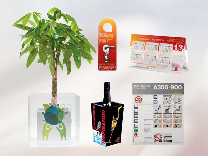 LOGO_Promotional items, displays and signage