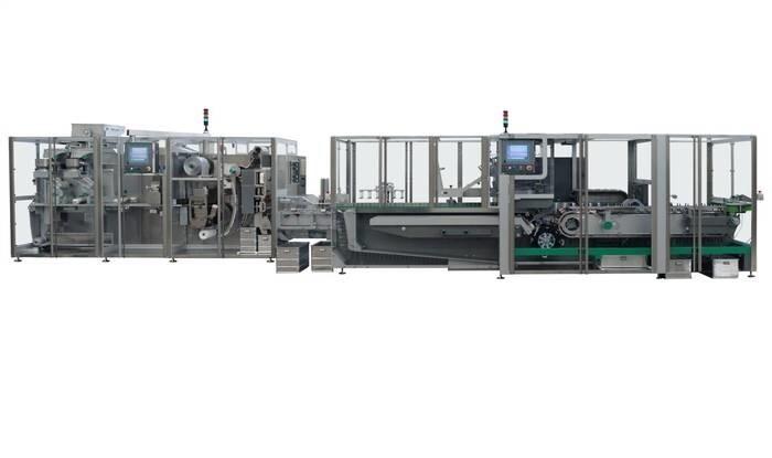 LOGO_INTEGRA 520V new robotized integrated blister Line