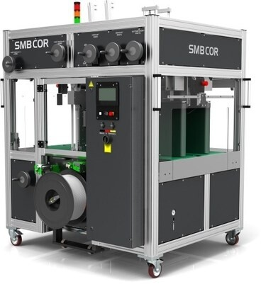 LOGO_5MB COR - The most variable strapping machine for folded boxes