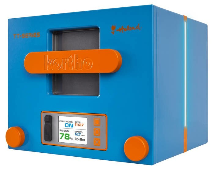 LOGO_kortho Thermal Transferprinters TT Series