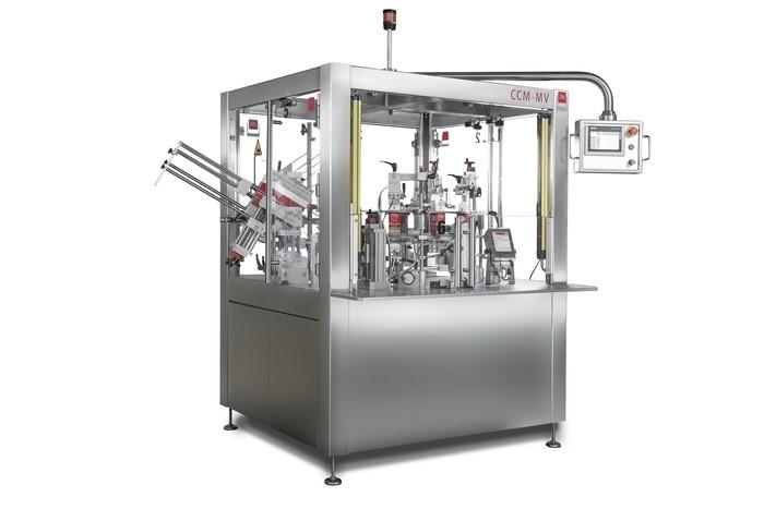 LOGO_Semi-Automatic Cartoner CCM-MV