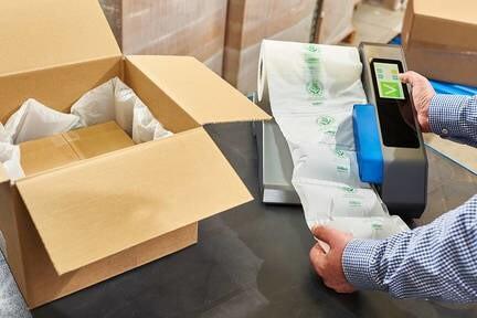 LOGO_AirWave2 air cushion machine - the premium solution for packaging