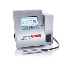 LOGO_Continuous inkjet printer JET Rapid