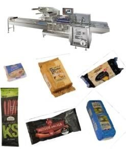 LOGO_Wrapping machines for dairy products and meat products