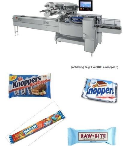 LOGO_Verpackungsmaschinen für Süßwaren