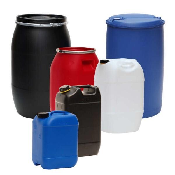 LOGO_Kunststoffverpackungen 2 - 220 l - Kanister, Fässer