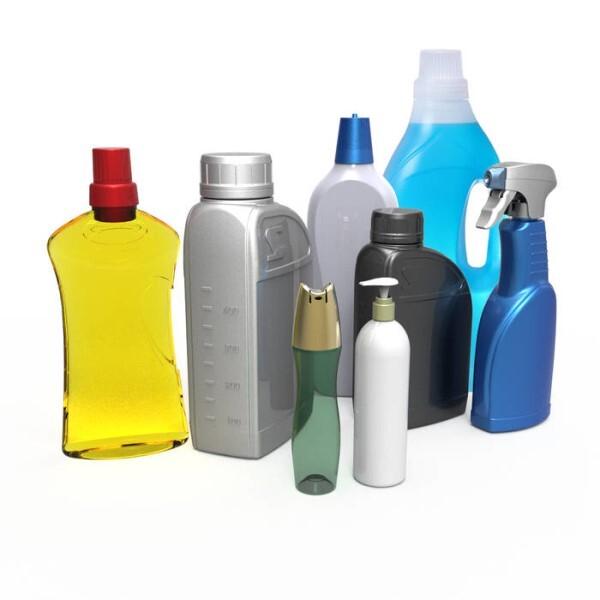 LOGO_PE / PP / PET-Bottles 100 ml - 5 l