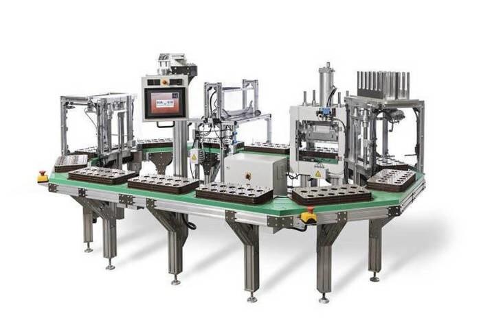 LOGO_HC63 CAROUSEL THERMOSEALING MACHINE