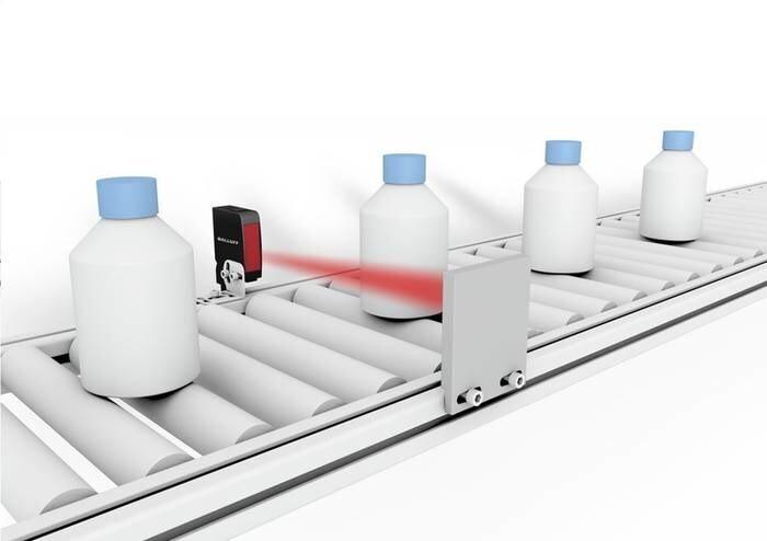 LOGO_Optischer Multifunktionssensor mit Rotlicht