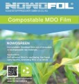 LOGO_NOWOGREEN - Kompostierbare Folie aus nachwachsenden Rohstoffen