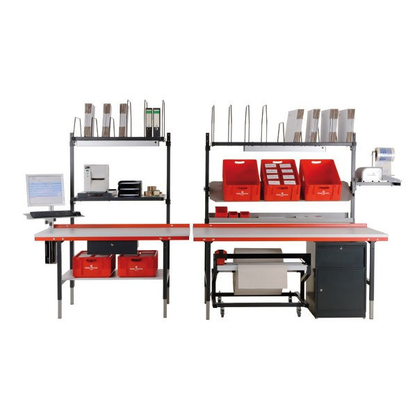 LOGO_SYSTEM 2000 packing table