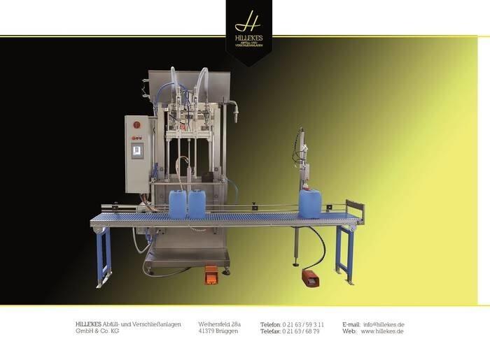 LOGO_Halbautomatische Kolbendosiermaschine Typ 442