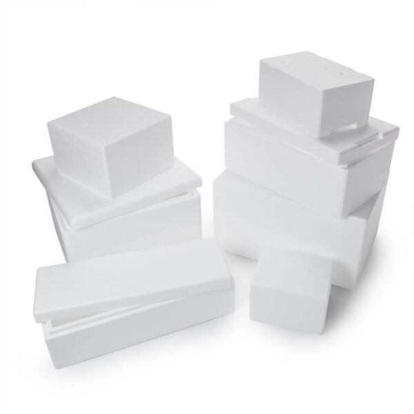 LOGO_Styrofoam packaging for shipping and transport