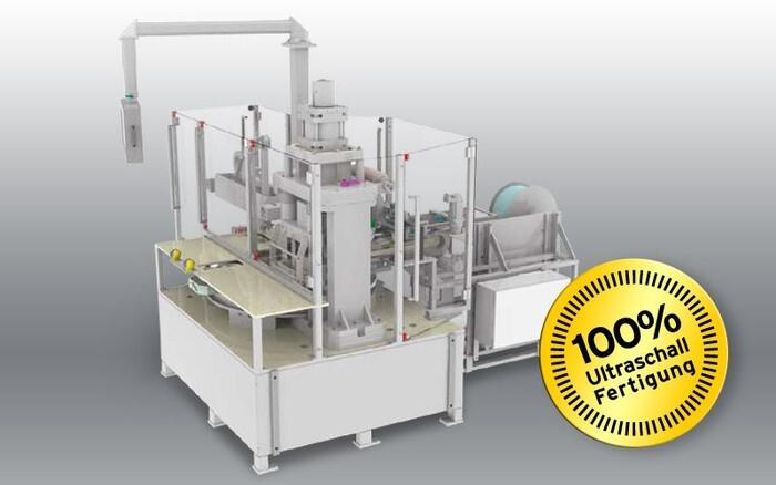 LOGO_Ultraschall Blister Verpackungsmaschine BM180