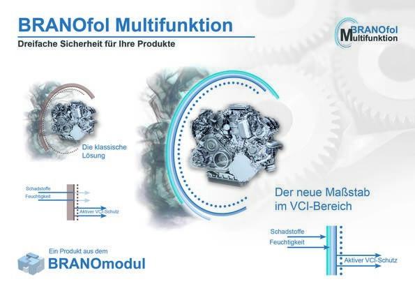 LOGO_BRANOfol Multifunktion – Der neue Maßstab im VCI Bereich