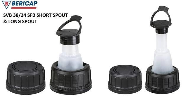 LOGO_Automotive: SVB 38/24 SFB LONG SPOUT und SHORT SPOUT