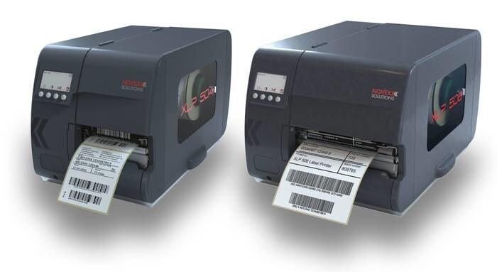 LOGO_XLP 50x Label Printer