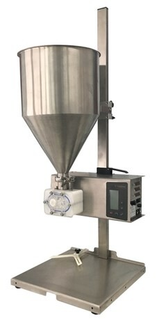 LOGO_Filling Machine for creams and liquids F-12VL