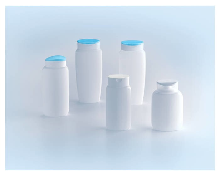 LOGO_New ranges of HDPE bottles