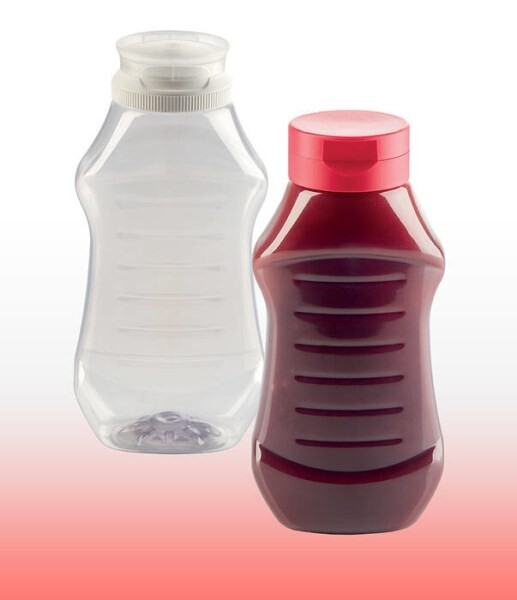 LOGO_PET bottles for Hot Fill technology