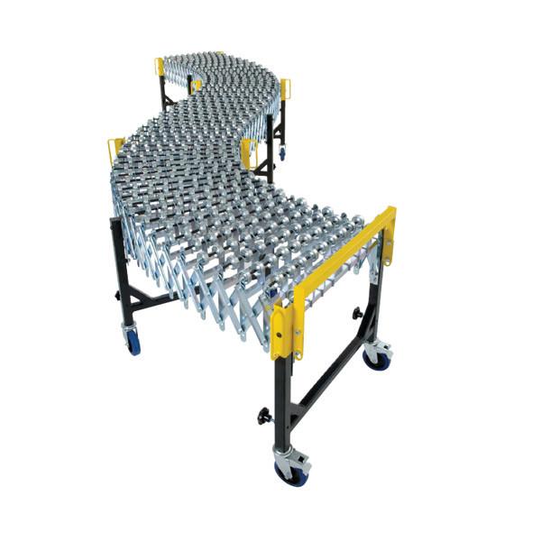 LOGO_UNI-FLEX Gravity Skatewheel Expandable Conveyor