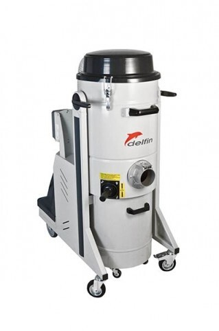 LOGO_Three-phase industrial vacuum cleaner Mistral 3533