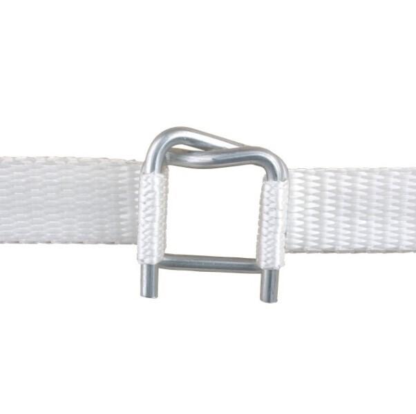 LOGO_Woven textile strapping