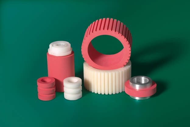 LOGO_CRELAST® Roll and friction covers