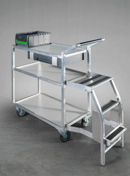 LOGO_Sorting trolley for wholesale