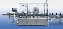 LOGO_Füll- und Verschließmaschine für standfeste Gebinde - Typ GLFV 2000 -