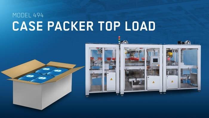 LOGO_FOCKE Case Packer Topload, Model 494