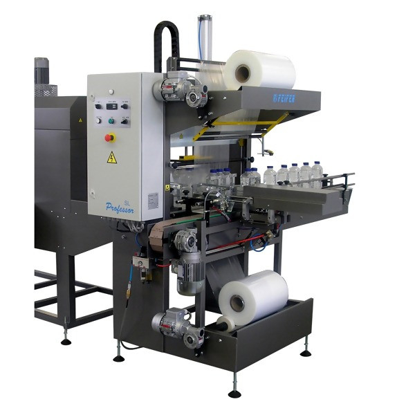 LOGO_SL-70 PET PROFESSOR - automatic foil wrapping machine