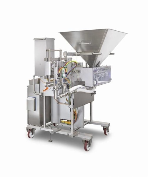 LOGO_FS 7 - the flexible basic filling machine for pumpable products