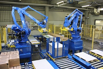 LOGO_Robot Palletizer / Depalletizer RoboPAL