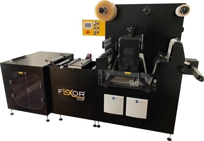 LOGO_Flexor Xcut Digital Cutting and Converting Machine with inline printing