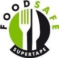 LOGO_Superfood Selbstklebeband für den direkten Kontakt zu Nahrungs- und Genussmittel