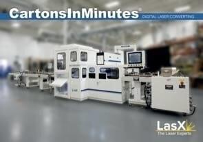 LOGO_LasX - CartonsInMinutes - Packaging, label and etikett laser cutting system
