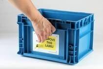 LOGO_Original Container Placard Label Holder