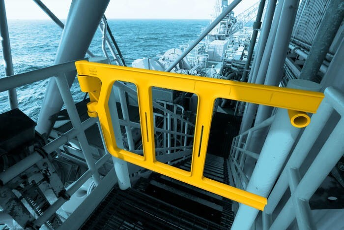 LOGO_AXES GATE - Fall protection for ladderway openings and platforms