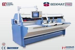 LOGO_Boxmat PRO - box making machine