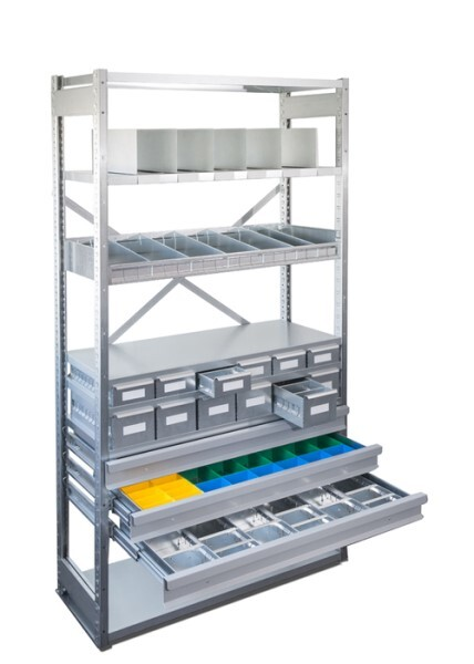 LOGO_Modular shelving systems