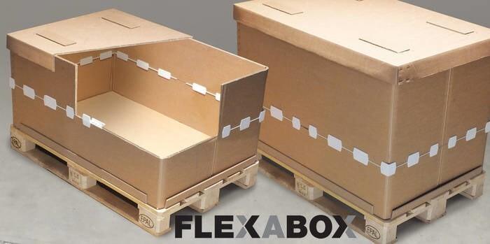 LOGO_FLEXABOX - Verpackung nach Maß