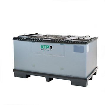 LOGO_Faltbarer Kunststoff Transportbehälter - System 2000 Standard