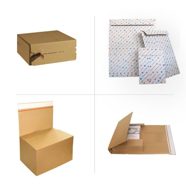 LOGO_Versandverpackungen, Versandtaschen, Buch- und CD- Verpackungen mit Aufreißperforation und Selbstklebeverschluss