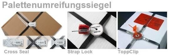 LOGO_Strapping Seal, Protection Seals for Palletes