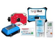 LOGO_Stoßdatenlogger Shocklog, SpotBot, ShockTrack, Bosch TDL 110, tempmate GS