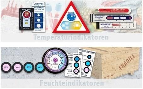 LOGO_Temperature Indicators / Humidity Indicators
